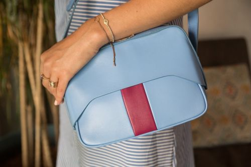 We're Obsessed With This Tibi Camera Bag
