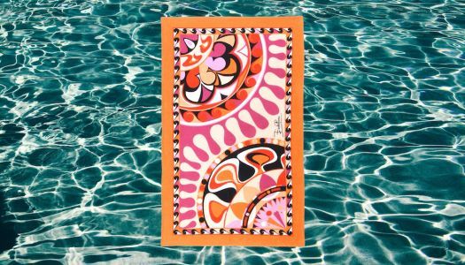 Hit the sand in style with these 10 designer beach towels