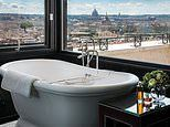 Mission la dolce vita! A stay at Rome's finest hotel - at the same time as Tom Cruise