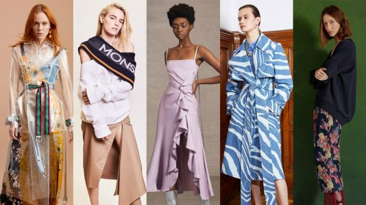 The 8 Biggest Trends of Pre-Fall 2018