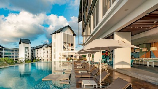 Check in: Live like a rockstar at Hard Rock Hotel Desaru Coast