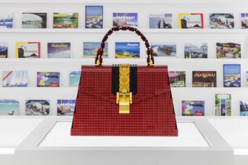 Q&A: How Andy Hung started creating intricate Lego sculptures like the Gucci Lego Sylvie