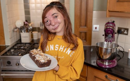 Junior Bake Off star Nikki Lilly Christou on life online - and cooking for Jeremy Corbyn