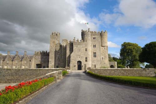 Get Spooked This Halloween at Kilkea Castle
