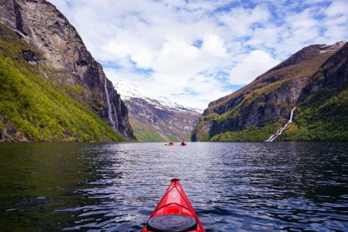 Social Distance in Norway at These 5 Off-the-Beaten-Path UNESCO World Heritage Sites