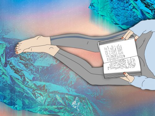 Writing your to-do list before bed might help you to get to sleep more quickly
