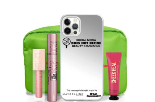 Maybelline & Urban Sophistication's Collab Includes The Viral Blush & Mascara