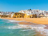 The Algarve in green-listed Portugal is the cheapest Eurozone destination for British holidaymakers