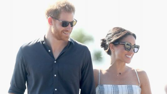 Meghan Markle Wore a Thing: Reformation Dress in Australia Edition