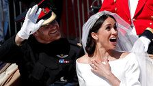All The Photos Worth Seeing From Prince Harry And Meghan Markle's Royal Wedding