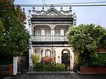 Inside entrepreneur Walter Scott's traditional Clifton Hill terrace