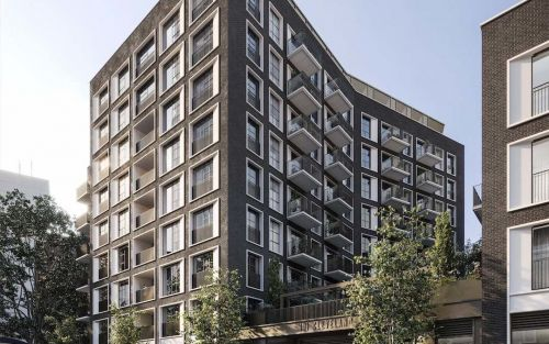 101 on Cleveland Street is London's newest luxury property you should know