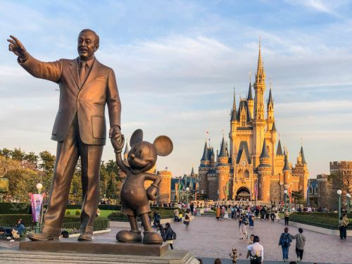 12 Best Tokyo Disneyland Rides For Adults