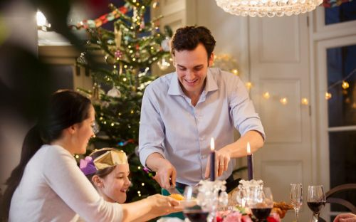 Christmas Day restaurant bookings are on the rise - but would you swap a home-cooked lunch for dining out?