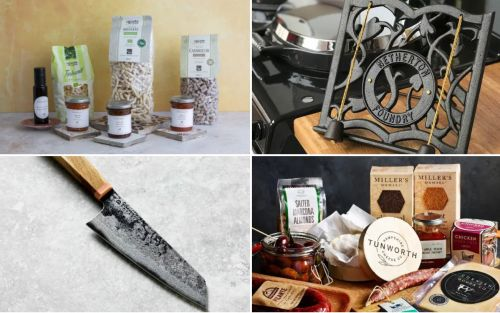 Delicious food gifts and hampers for Father's Day 2021 - and the best restaurant tables to book