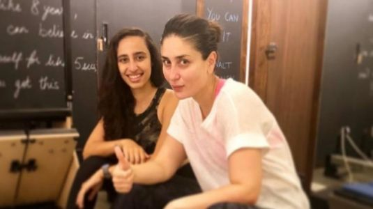 Kareena Kapoor Khan nails a difficult Pilates routine. Watch video