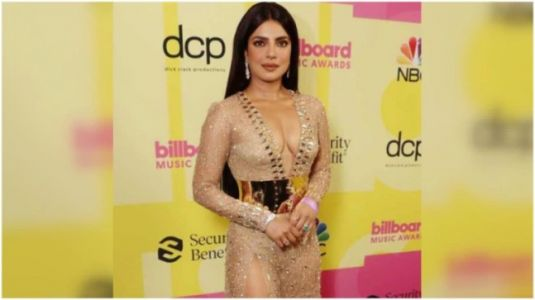 Priyanka Chopra wore an iconic D&G belt to BBMAs 2021. Why is it iconic though?