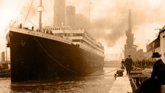 Would you get onboard the Titanic II?