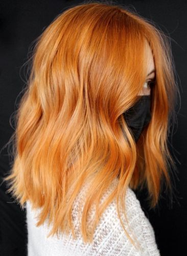 These Are The Hair Colors That Will Be Everywhere This Spring