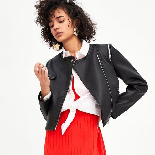 Mad Deals Of The Day: A Stylish Faux-Leather Jacket From Zara For Only $36 And More