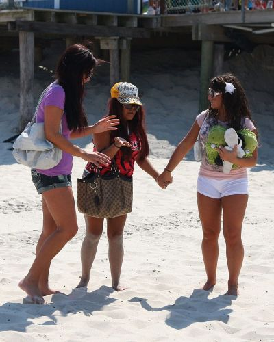 The Real Purses of Jersey Shore