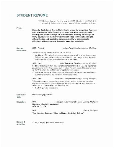 30 Fresh Resume Template Graduate School Pictures