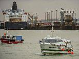 Calais fishermen cause travel chaos for British travellers