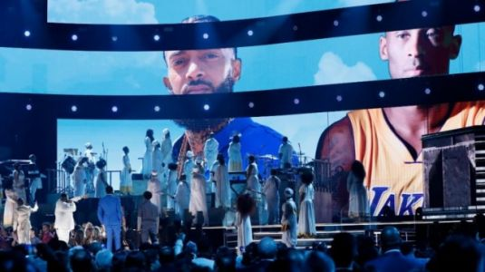 Grammys 2020: Rapper Nipsey Hussle wins two awards posthumously, honoured in tribute performance