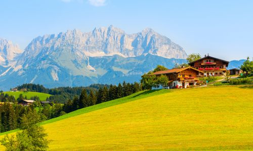 5 reasons to visit Kitzbühel, Austria