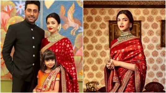 Aishwarya wears to Ambani wedding what BFF Deepika once wore. See pics