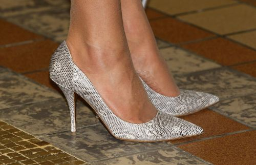 Kate Middleton's $7 Hack to Keep Her Tights & Shoes from Slipping