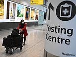 'Gold-standard' swab tests costing holidaymakers just £45 each will be key to overseas travel