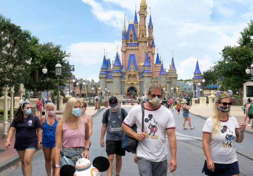 Disney World to cut theme park hours in September as visits drop amid COVID-19