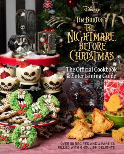 There's a 'Nightmare Before Christmas' Cookbook-& It Includes Jack & Sally's Best Recipes