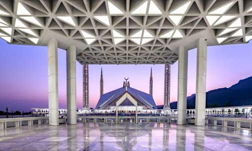 Pakistan's 7 most beautiful mosques