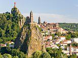 The world's most precariously placed buildings, from cliff-edge towns to monasteries