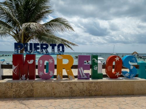 How Does Puerto Morelos Compare with Cancun, Mexico