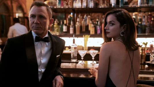 The 'No Time to Die' Costumes Give Daniel Craig a Proper Send-Off - and Help Introduce the New Agents