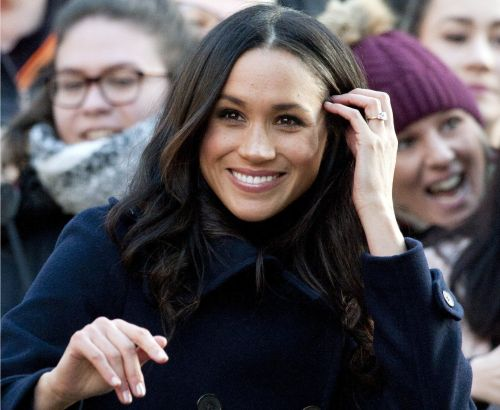 Meghan Markle swears by yoga for keeping in shape as she shows off impressive poses