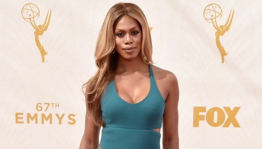 Great Outfits in Fashion History: Laverne Cox in Francisco Costa-Era Calvin Klein