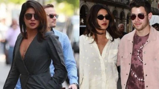 Priyanka Chopra is style goddess at Joe Jonas and Sophie Turner wedding vacay in Paris