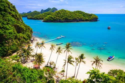 Where can you visit Thailand beyond Phuket in 2021?