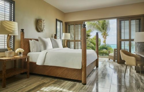 Winter Escape at Four Seasons Resort and Residences Anguilla