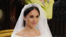 Meghan Markle's Wedding Dress Details Are Absolutely Stunning