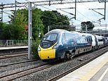The new Avanti Pendolino first-class experience: MailOnline discovers if it's on the right track