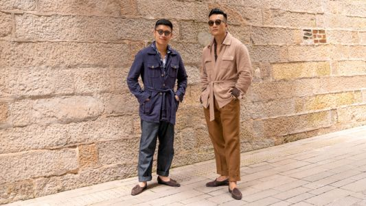 Style Heroes: Tobe Fung & TC Ng, co-founders of Craftsman Clothing