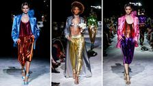 How To Get The Runway Trend That's Dripping In Luxury
