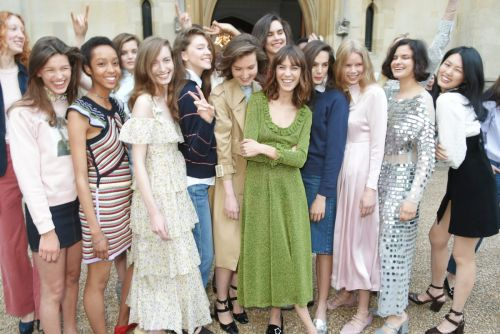 Alexa Chung's Fashion Line to Make Its London Fashion Week Debut