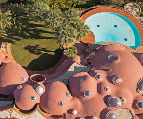Pierre Cardin's Bubble Palace Up For Sale
