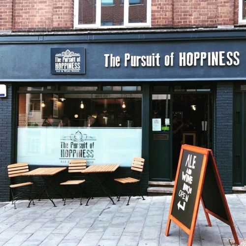 The Pursuit of Hoppiness, Exeter, pub review